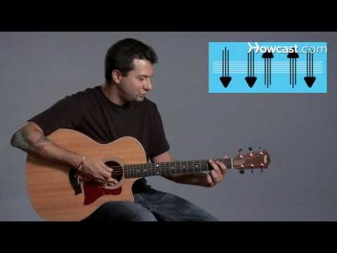 How to Play Guitar: Beginners / Strum 1