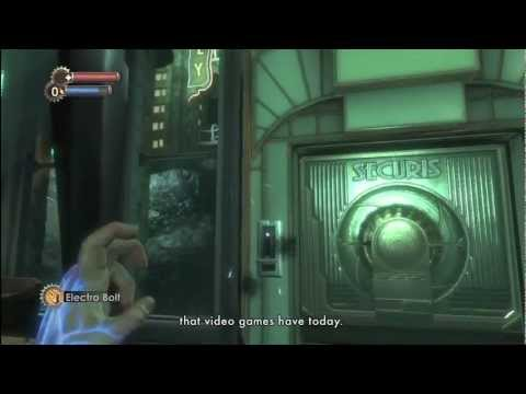 "The Art of Video Games: ""Bioshock"" Exhibition Video"