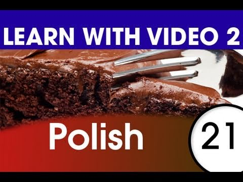 Learn Polish with Video - Polish Recipes for Fluency