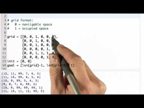 Value Program - CS373 Unit 4 - Udacity