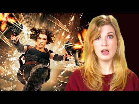 Resident Evil Afterlife Movie Review