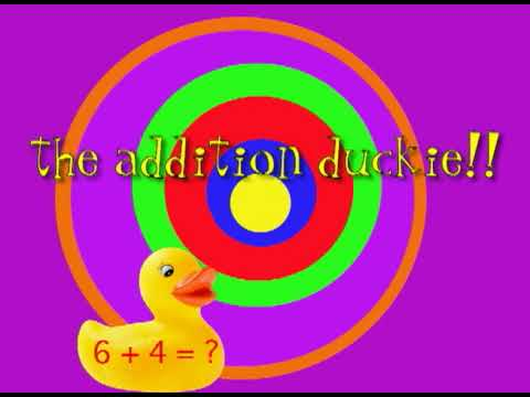 math song- adding 6 + 4 (Six Sick Sticks) + lyrics