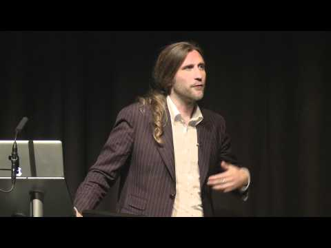 TEDxSheffield 2012 - David Cotterrell - How I almost lost my faith in photography