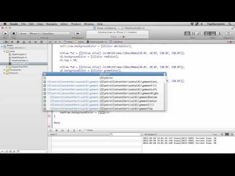 iOS Programming Tutorial | Creating Views Programmatically