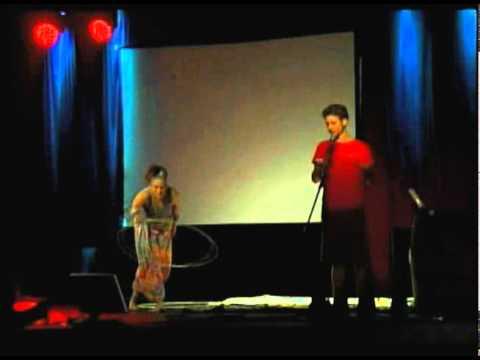 TEDxLex - Matthew Higdon & Paige Hankla - Martial Arts, Thai Yoga and Hoops Extraordinaire