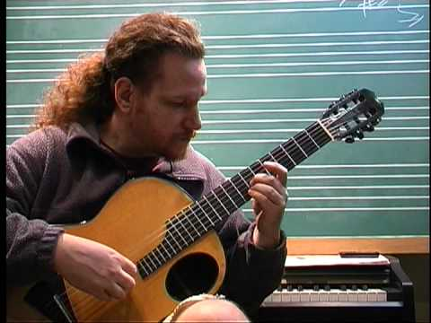 Pachelbel's Canon on Guitar