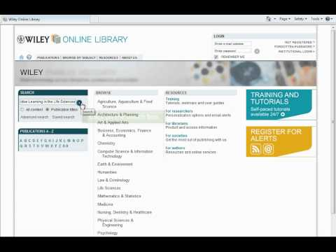 Find your print book online video