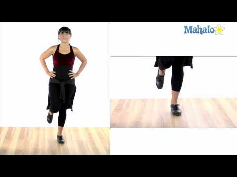 How to Tap Dance: Scuffle Hop Step