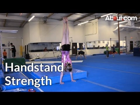 5 Exercises to Build Strength for a Handstand