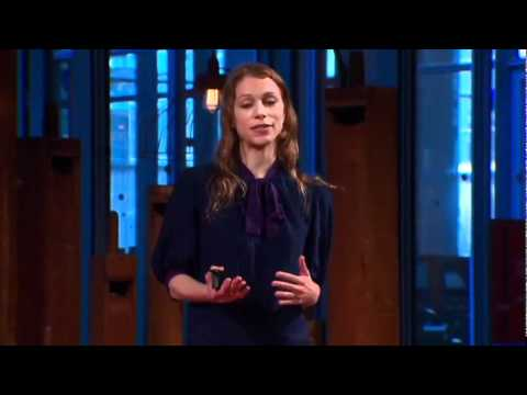 TEDxEast - Lauren Redniss - Mistakes Have Been Made