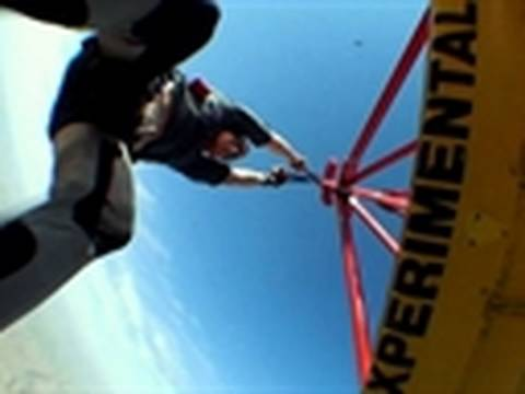 Man vs. Wild: Bi-Plane Jump