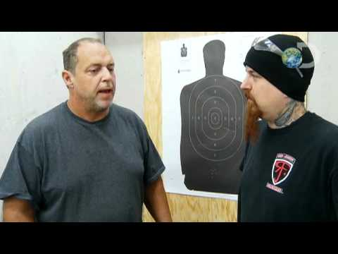 Sons of Guns - Laser Beam Test