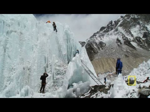 Icefall Training: April 11, 2009
