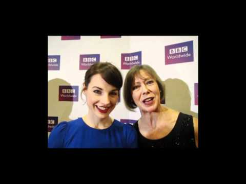Jessica Raine & Jenny Agutter talks to BBC Worldwide Showcase