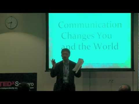 Communication Changes You and the World: Prof. Norihiko Takeuchi at TEDxSapporo