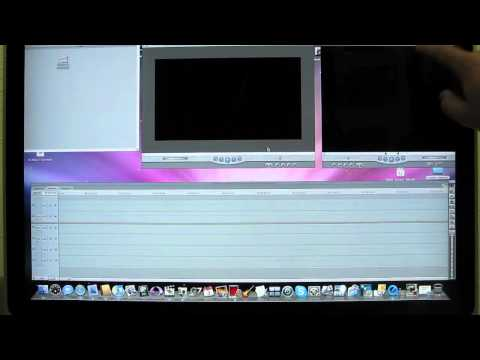 Final Cut Express 4 Tutorial: HD video settings