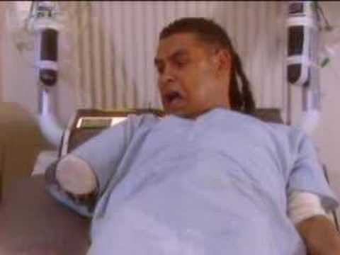 Epideme virus - Red Dwarf - BBC comedy