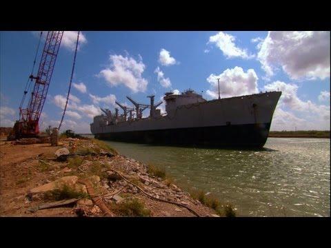 Navy Tanker