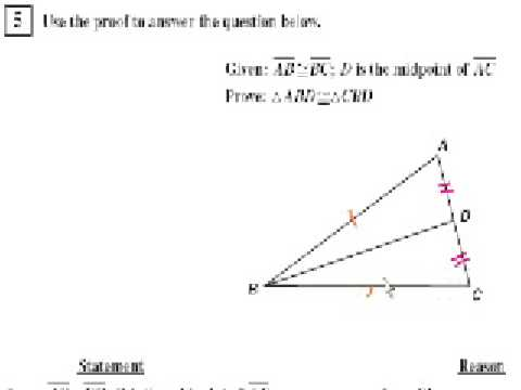 CA Geometry: Proof by Contradiction