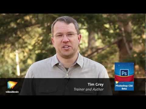Photoshop CS6 Beta: Tim Grey's Top 10 Trailer