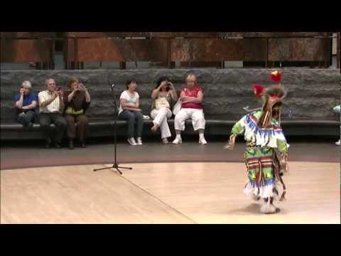Standing Rock Dancers