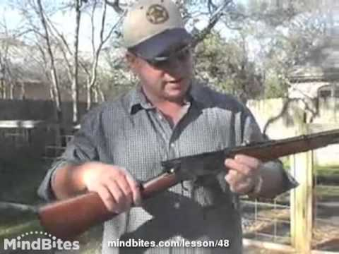 How To Clean a Rifle