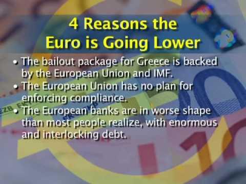 4 Reasons the Euro Has More Downside Ahead