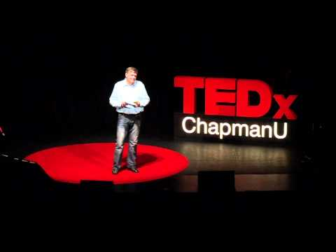 TEDxChapmanU - Richard Sudek - Courage to Fail