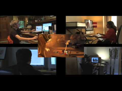 Mass Animations Live Music Behind the Screens Documentary