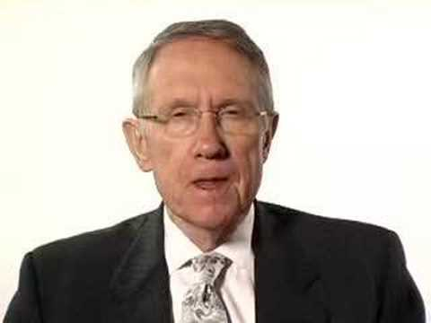 Harry Reid and the Three Senators Who Would Be President