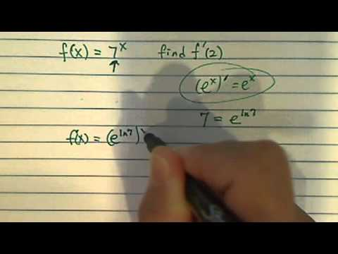 how to find Derivative??