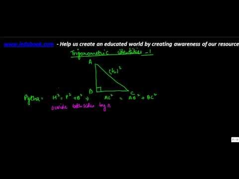 646.Class X - Trigonometry Identity 1