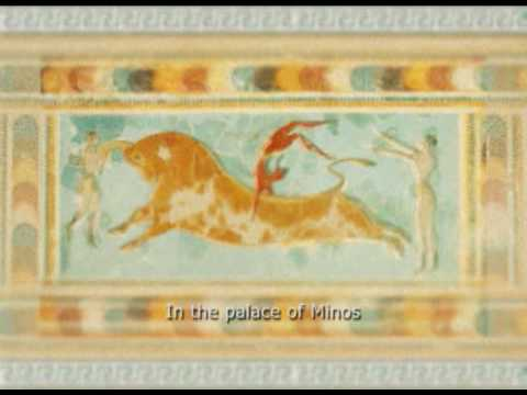 "Ancient Minoan Civilization (""Creep"" by Radiohead)"