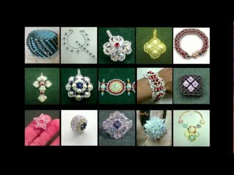 Beading4perfectionists : 2nd Index video with beading tutorials (See :-) I kept my promise :-)