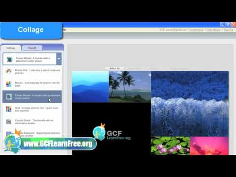 Free Software Tutorials: Picasa 101