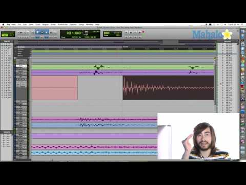 Nudge Value - Pro Tools 9