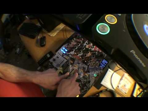 Trick with DJM-800 reverse loop video 2