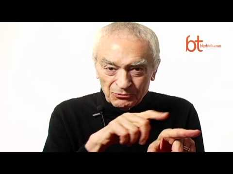 Big Think Interview With Massimo Vignelli