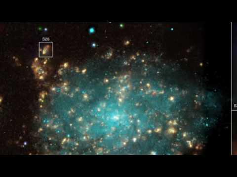 Black Hole Blows a Big Bubble