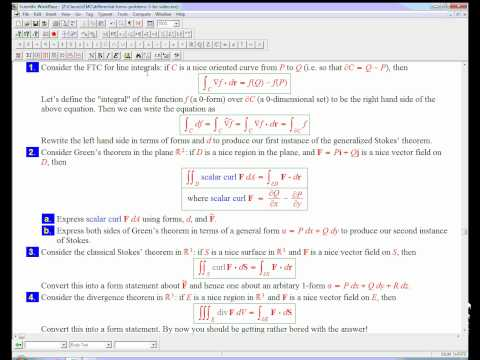 Intro to differential forms (part 17)