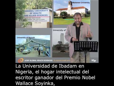 Haile Debas (UCSF): Rebuilding African Universities with Spanish Subtitles