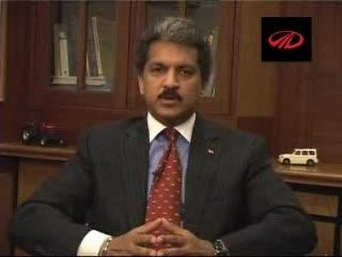 World Economic Forum interviews Anand Mahindra III