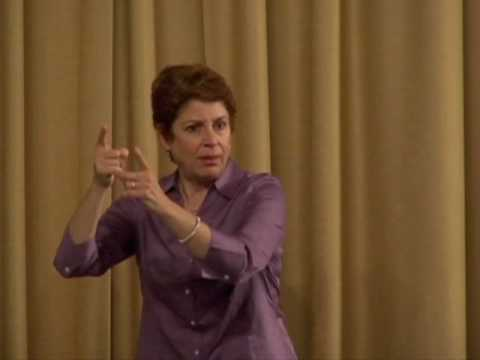 TEDxIslay - Linda Bove: Why We Need Deaf Actors in Deaf Roles