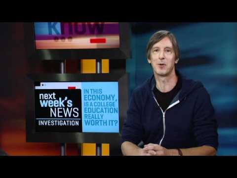 NEED TO KNOW | Next week's news: The college edition | PBS