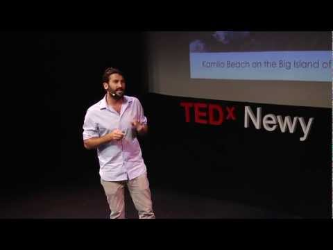 TEDxNewy 2011 - Tim Silverwood - How did our lives become so plastic?