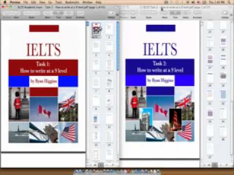 I have released new versions of my IELTS ebooks