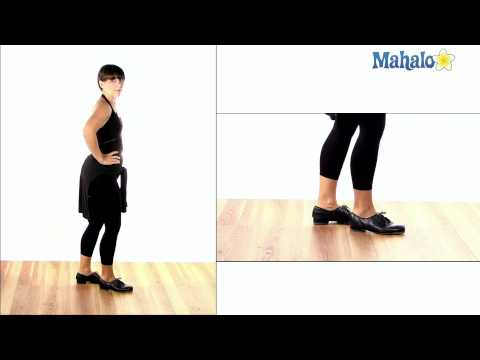 How to Tap Dance: Back Riff Walk