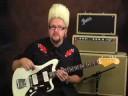 Gitar surf lesson on Tremelo arm bending effect