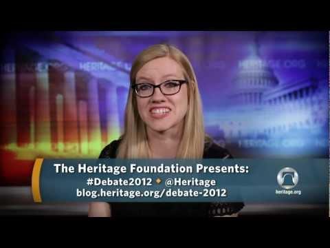 The Heritage Foundation Presents #Debate2012