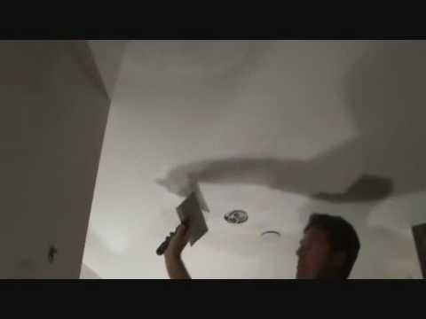 How to Repair Drywall: Installing a Skim Coat over a Drywall Patch